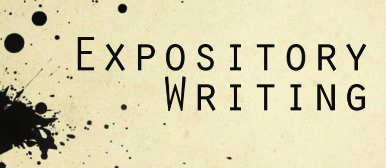 English III Expository
